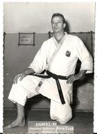 JUDO CLUB DE MONACO . MAITRE IMBERT . - Sports De Combat