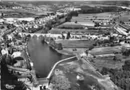 36-SAINT-GAULTIER- VUE GENERALE AERIENNE - France