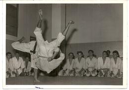 JUDO CLUB DE MONACO . MAITRE IMBERT .demonstration - Martial Arts