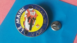GROS Pin's  24 H Du Mans  MOTO 1995 - Motorbikes