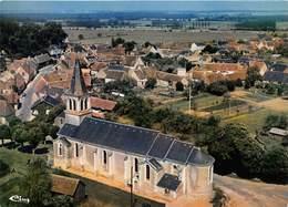 36-ARGY- VUE GENERALE L'EGLISE - Autres Communes