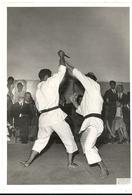 JUDO CLUB DE MONACO . MAITRE IMBERT .demonstration - Sports De Combat