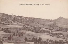 Isére : MIRIBEL-LES-ECHELLES : Vue Générale - Autres Communes