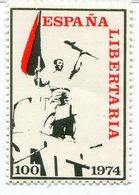 ESPAÑA-VIÑETAS    España Libertaria  1974  -19 - Otros