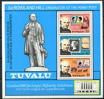 1979 - TUVALU  -  Mi. Nr.  BL 3 - NH - (CW4755.23) - Tuvalu