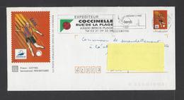 FRANCE. Coupe Du Monde 98. Enveloppe PAP LENS - Coupe Du Monde
