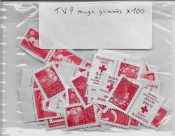 Lot De 100 TVP à 0,95 Euro Neufs, Faciale 95 Euros, Voir Photo - Collections