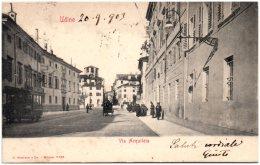 UDINE - Via Acquileia - Udine