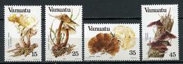 1984 - VANUATU -  Mi. Nr.  670/673 - NH - (CW4755.22) - Vanuatu (1980-...)