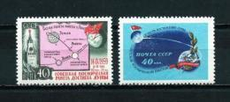 Rusia  Nº Yvert  2237/8  En Nuevo - 1923-1991 USSR