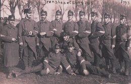Armée Suisse, Groupe De Sous Officier (8593) - Weltkrieg 1914-18