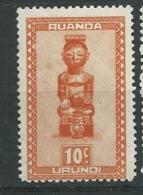 Ruanda - Urundi -  Yvert N°  154 **    Aab18620 - Ruanda-Urundi
