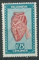 Ruanda - Urundi -  Yvert N°  163 **    Aab18623 - Ruanda-Urundi