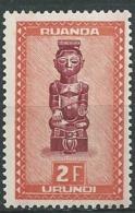 Ruanda - Urundi -  Yvert N°  164 **    Aab18624 - Ruanda-Urundi