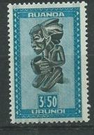 Ruanda - Urundi -  Yvert N°  166 **    Aab18627 - Ruanda-Urundi