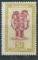 Ruanda - Urundi -  Yvert N°  167 **    Aab18628 - Ruanda-Urundi