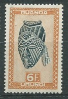 Ruanda - Urundi -  Yvert N°  168 **    Aab18630 - Ruanda-Urundi