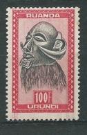 Ruanda - Urundi -  Yvert N°  172 **    Aab18631 - Ruanda-Urundi