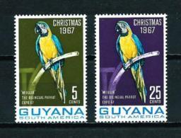 Guyana  Nº Yvert  258/9  En Nuevo - Guyana (1966-...)