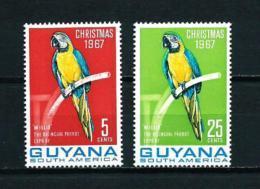 Guyana  Nº Yvert  280/1  En Nuevo - Guyana (1966-...)