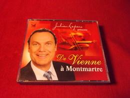 SELECTION DU READER'S DIGEST  °°  47 TITRES JULIEN LEPERS PRESENTE DE VIENNE A MONTMARTRE    3 CD - Classique