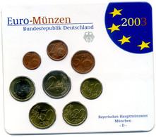 ALLEMAGNE   BU 2003  Atelier D  Munchen - Germania