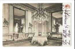 CPA - Carte Postale -BELGIQUE -Bruxelles -Palais Royal-La Salle à Manger-1907- S596 - Monumenten, Gebouwen