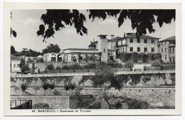 Près Braga -- BARCELOS --1963 --Esplanada De Turismo - Braga