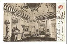CPA - Carte Postale -BELGIQUE -Bruxelles -Palais Royal-Le Salon Rouge 1907- S597 - Monumenten, Gebouwen