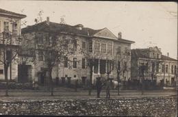 CPA Carte Photo Guerre 14 Armée D'Orient Soldat France En Macédoine Grèce Monastir Serbie 1917 - Macédoine