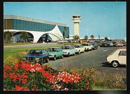 Cpm 3414512 L'aéroport International Montpellier-fréjorgues  Plusieurs Renault - Montpellier
