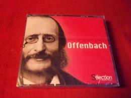 SELECTION DU READER'S DIGEST  °°  72 TITRES OFFENBACH GRANDS COMPOSITEURS  FRANCAIS   4 CD - Classique