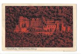 20001 - Heidelberg Schlofsbeleuchtung - Heidelberg