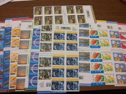 Belgien 14 Postfrische Markenheftchen € 83,88 Nominale Frankaturware Ca 2010 - Carnets 1953-....