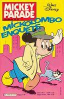 Mickey Parade  °°°° Mickolombo Enquete  N° 87 - Mickey Parade
