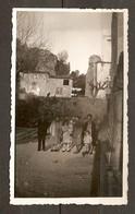 PHOTO ORIGINALE 1948 CHATEAUDOUBLE - VAR PROVENCE COTE D'AZUR - Lugares