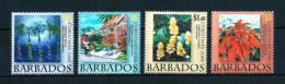 Barbados  Nº Yvert  1196/9  En Nuevo - Barbados (1966-...)