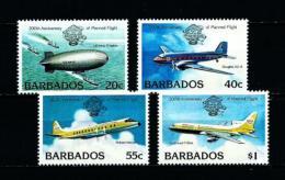 Barbados  Nº Yvert  576/9  En Nuevo - Barbados (1966-...)