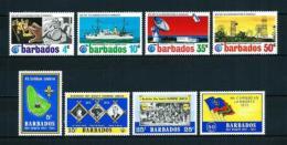 Barbados  Nº Yvert  345/8-349/52  En Nuevo - Barbados (1966-...)