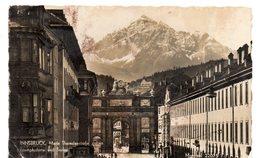 Tarjeta Postal De Innsbruck Circulada. - Innsbruck
