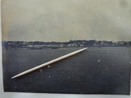 FIDJI ILES  VITI  VUE DE SUVA LA COTE  PHOTO ORIGINALE  1900  Ref 133 - Fidji