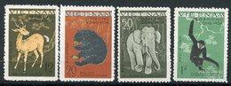 Vietnam Du Nord, Yvert 216/219, Scott 148/151, MNH - Viêt-Nam