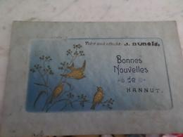 Hannut, Bonnes Nouvelles  En 1907 - Hannut