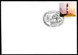 41088) BRD - Brief Mi 2678 - SoST 18057 ROSTOCK Vom 06.08.2009 - Masttopsegelschoner Fridtjof Nansen - BRD