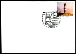 41091) BRD - Brief Mi 2678 - SoST 21823 HOLLERN-TWELENFLETH Vom 28.06.2009 - Leuchtturm Twelenfleth - BRD