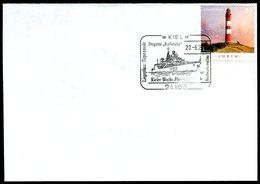 41092) BRD - Brief Mi 2678 - SoST 24105 KIEL Vom 20.06.2009 - Fregatte Karlsruhe - BRD