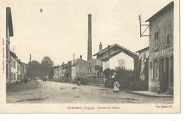 Charmes (Vosges)- Route De Nancy - Charmes