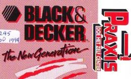 NEDERLAND CHIP TELEFOONKAART CRE 295 So 1994 * BLACK & DECKER *  Telecarte A PUCE PAYS-BAS * ONGEBRUIKT MINT - Netherlands