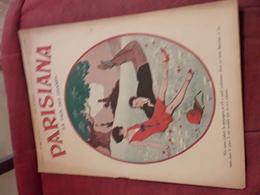 Parisiana 202    Dessins Rene Giffey - 1900 - 1949