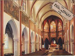 36 Issoudun - Cpm / La Basilique Notre-Dame Du Sacré-Coeur - La Nef. - Issoudun